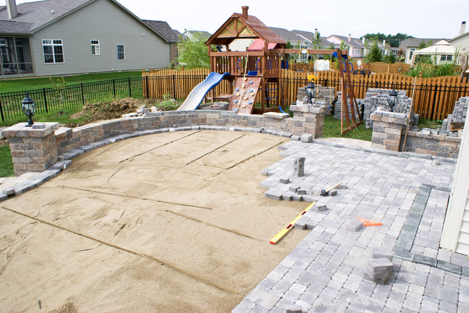 Best Contractors in San Jose for Paver Repair and Refinishing.
